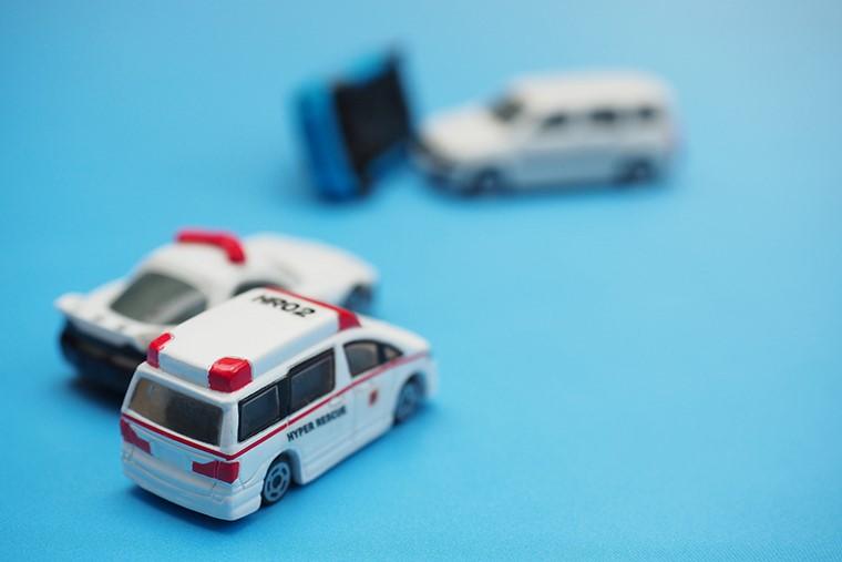 人身事故を物損事故として届出ることのリスク